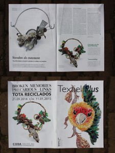 Artikel Tota Reciclados door Monika Auch in Textiel Plus