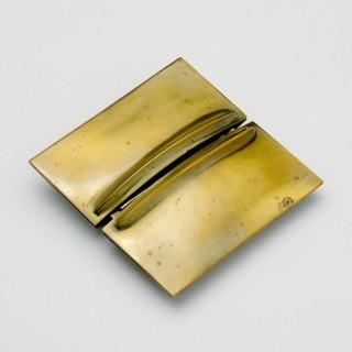 Bosch van den Francoise - inv nr 4.2006 - design PTT medal closed 1975 76 FOTO VAN WEB