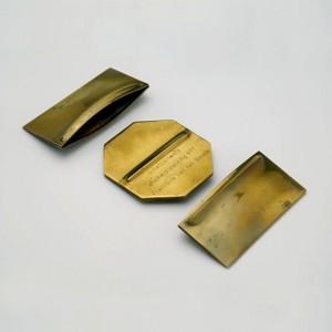 Bosch van den Francoise - inv nr 4.2006 - design PTT medal open 1975 76 FOTO VAN WEB