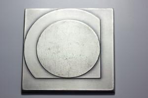 Bosch van den Francoise - inv nr xx - medal metro Rotterdam 1967 68 2