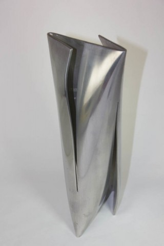 Bosch van den Francoise - inv nr xx - standing object aluminium 1978