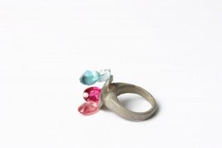 Fritsch Karl - 15.2007 (A) – ring witgoud acquamarijn etc 2006