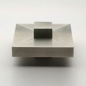Kunstenaar onbekend – inv nr xx – object aluminium 1970 FOTO VAN WEB
