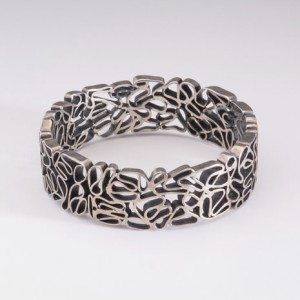 NN probably FvdB - inv nr 19.2006 - bracelet silver