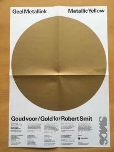 Smit Robert, Yellow Metallic