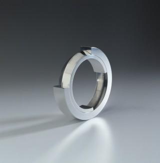 Waals van der Charlotte – KNB 393 – armband aluminium 1972