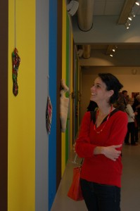 Walker Lisa, tentoonstelling Cobra